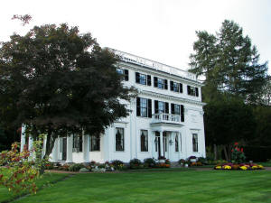 Asa Waters Mansion in Millbury is one of the 1000 great places in Massachusetts